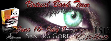 Isis Erotica by Sandra Gore