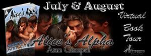 Alice's Alpha by Ann Gimpel