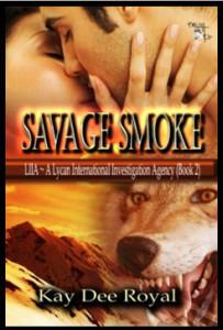 Savage Smoke Cover