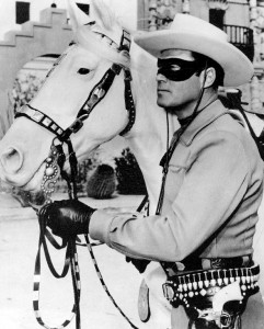 """Lone ranger silver 1965"" by Pleasure Island 