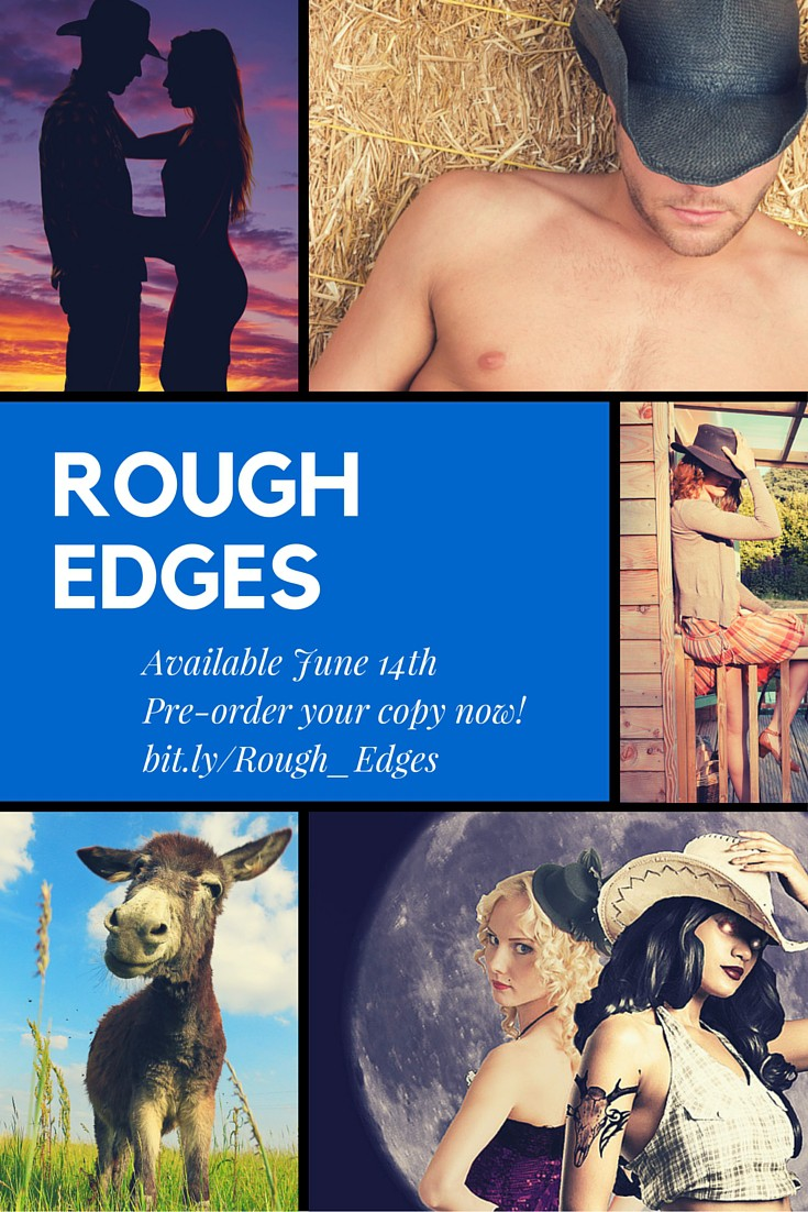 Rough Edges - Pre-order now!
